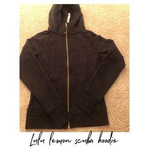 Lulu lemon scuba hoodie